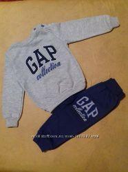 Утеплённые костюмчики GAP на 1-3 года