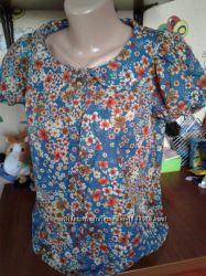Zara, Oggi. H&M стильные блузы-рубашки 44-46-48р
