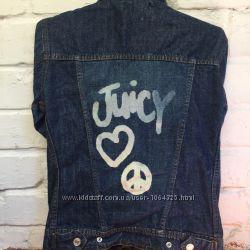 Куртка джинсовая Juicy couture М