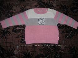Продам красивый свитер для девочки ТМ Лютик, размер 80