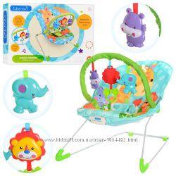 Шезлонги-качалки,  кресло-качалка, музыкальная качель детские