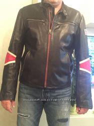 Кожаная куртка Tommy Hilfiger. Оригинал