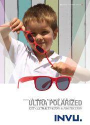 Детские солнцезащитные очки INVU