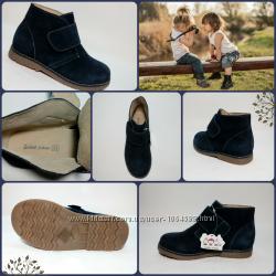 Замшевые и кожаные ботинки для малышей Мальчик Девочка . Есть другие модели
