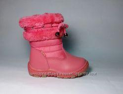 Зимние термо, ботинки, дутики, сапоги, производство Венгрия и Китай фабричн