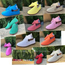 Мокасины Javer Shoes текстиль, производитель Испания