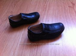 Туфли кожаные детские