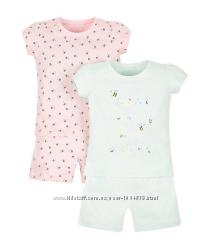 Пижамы Mothercare 2-3, 3-4 года, новые, в наличии