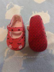 Пинетки-туфельки для вашей принцессы