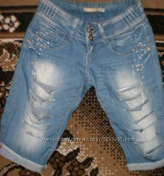 Продам стильные джинсовые шорты