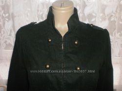 Классический черный пиджак Zara