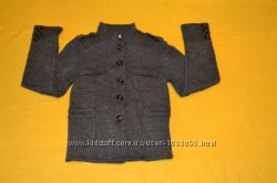 Пиджак вязанный, полупальтишко р. S-M Yessica
