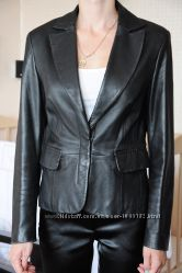 кожанный пиджак MNG, размер M