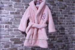 Ніжно-рожевий халатик