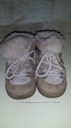 Ботинки зимние Зара