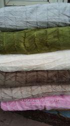 Пледы микрофибра, акрил и бамбук варежка В двух дизайнах Елочка и Ромби
