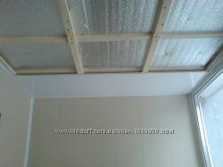 Установка вагонки, панелей ПВХ, гипсокартона на стены и потолок, КИЕВ