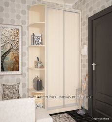 Монтаж корпусного распашного и шкафа купе, Комната, Лоджия, Балкон, КИЕВ