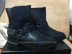 ботинки кожаные Reserved