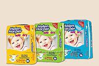 Памперсы Helen Harper 2, 3, 4 Низкая цена Высокое качество