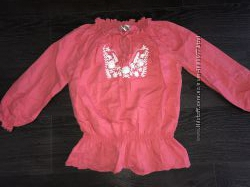 Кофта блуза вышиванка