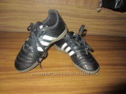 Кроссовки кожаные Adidas 29 р.
