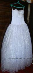Свадебное платье Tessuto-clocth tissu-stof Германия