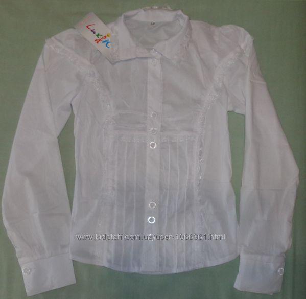 Нарядная блузка Luxik размер 140