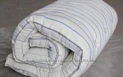 Матрас ватний 190 x120 чохол хлопковий тік Козача Мрія