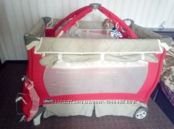 Кроватка-манеж Chicco Lullaby LX. Полная комплектация. Не дорого