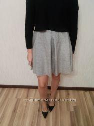юбка с напылением