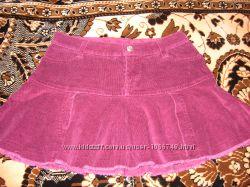 Вельветовая юбочка в идеальном состоянии