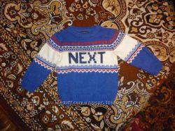 Продам фирменный свитер NEXT