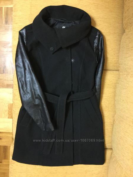 Демисезонное пальто H&M