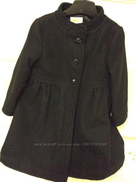 Демисезонное пальто Crazy8 на 2-3 года