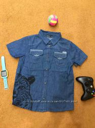 рубашка джинсовая  Wojcik