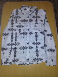 Блузка, рубашка для девочки