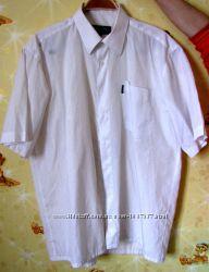 Рубашка белая 184 рост, воротник 41 см