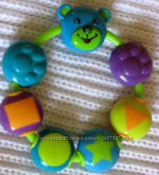 Игрушка Кольцо с подвижными фигурками