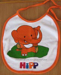 Слюнявчик HIPP