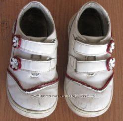 Ботинки кожа осенне-весенние 26 р-р, стелька 16 см