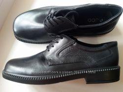 Туфли кожаные ЕССО 37-38 размер