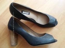 Туфли кожаные ЕССО 36, 39 размер