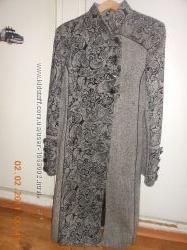 пальто весна-осень 42размер, 70 шерсть