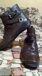 Footglove Ботинки Кожа
