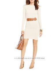 Шерстяное платье от ralph lauren