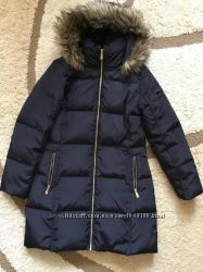 Пуховое пальто michael kors