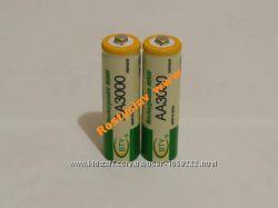Аккумулятор батарейка BTY АА 3000mah 2шт.