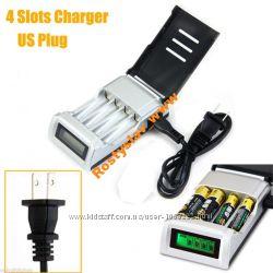 Зарядное устройство для AA AAA Ni-MH Ni-Cd зарядка