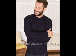 Мужской свитер Next, рр M 50, 99-104 ОГ, Англия,